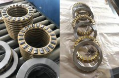 The brief introduction to thrust bearings